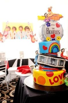 Or pay homage to The Beatles.   These Bar And Bat Mitzvahs Will Make You Wish…