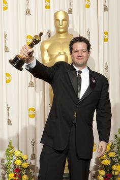 """Michael Giacchino - winner of the Best Score Academy Award for """"Up"""", 2009."""