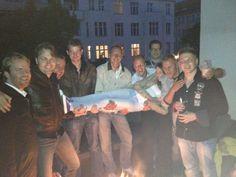 IMK 2013 mit Mario Wolosz, Ralf Schmitz, Ulrich Eckardt, Gunnar Kessler, Mario Burgard, Kris Stelljes und Matthias Brandmüller