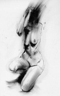 Figure Study: Clara Lieu