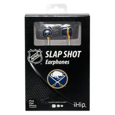 Ihip Logo Earbud - Buffalo Sabres
