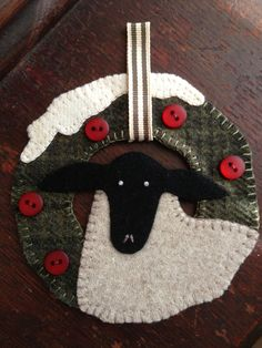 By Mary Ann Thom Buttermilk Basin pattern from Christmas blog hop 2014