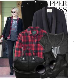 """Evan Rachel Wood"" by drinaz ❤ liked on Polyvore"