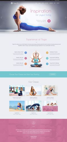 17 Best Fitness and Gym Website Design inspiration