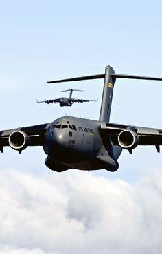 Aviation = transporter = The Galaxy ✈️ Military Jets, Military Aircraft, Fighter Aircraft, Fighter Jets, C 17 Globemaster Iii, Civil Air Patrol, Cargo Aircraft, Army Vehicles, Aircraft Design