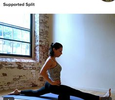 Supported split