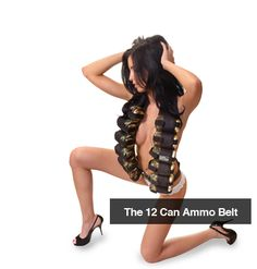 12 Can Ammo Belt