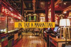 Restaurante Un Taxi A ManhattanCalle de la Basílica, 17 (Metro Nuevos Ministerios). Tel: 91 833 40 34  Madrid Confidential