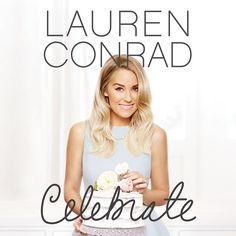 "Lauren Conrad ""Celebrate"" Book, Multicolor"
