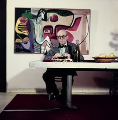 Paris: Le Corbusier by Willy Rizzo