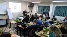 Floral Art Seminars SANKA   Wire Techniques Dimitris Papadakis   Practice and Theory Lessons  KEK AKMWN
