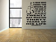 A personal favorite from my Etsy shop https://www.etsy.com/listing/225889519/a-man-who-views-the-world-the-same-at