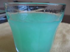 Slushy Blue Tropical Punch - Ingredients  1/2 gallon Polar Blast Hawaiian Punch,  3 cups pineapple juice, 12 ounce can concentrated frozen lemonade, 1 1/2 liters sprite - MERMAID PARTY
