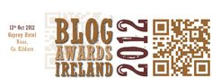 Blog Awards Ireland - The What, Who, Why, Where and How of the Blog Awards