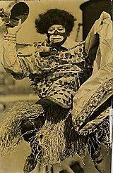 King Zulu Louis Armstrong Mardi Gras 1949.