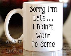 Custom coffee mug-Personalized coffee mug-Customized mug-Unique Coffee Mugs-Coffee Mug-Birthday Gift-Valentines Day-Funny Mug