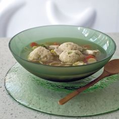 At Blue Hill at Stone Barns in Pocantico Hills, New York, chef Dan Barber prepares this soup with seasonal chicken (raised in late spring, summer and ...