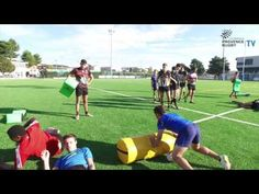 Rugby Tour Provence - Soutien offensif à Salon-de-Provence - YouTube Rugby Drills, Rugby Training, Junior, Provence, Tour, Soccer, Sport, Videos, Fitness