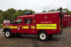 Line Rescue Unit, Kent Fire Brigade ★。☆。JpM ENTERTAINMENT ☆。★。