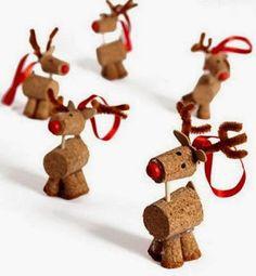cositasconmesh: Manualidades para Navidad