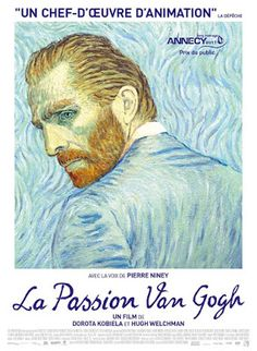 The film brings the paintings of Vincent van Gogh to life to tell his remarkable story. Every one of the frames of the film is an oil-painting. Films Hd, Hd Movies, Movies Online, Movie Tv, Cult Movies, Film D'animation, Film Serie, Streaming Hd, Streaming Movies