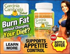 The supplement is extracted from the rind of the Garcinia Cambogia fruit (a small pumpkin shaped fruit) and has been around for a long time. Doctors say their studies showed an increase in weight loss 2 to 3 times more than those not taking any, which resulted in up to 10 pounds or more per month without change to diet or exercise. Garcinia Cambogia is a \u201cDual Action Fat Buster\u201d that suppresses appetite and prevents fat from being made. http://track.markethealth.com/SH98z…