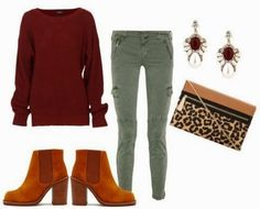 fall outfit inspiration // the daily dani: A Taste of Fall