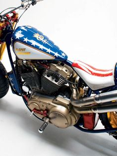 1998 Harley-Davidson Sportster | Super-Moto | Hot Rod's Bike Works