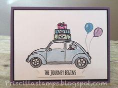 Fun little slug a bug 2016 Occasions Catalog Stampin' Up!