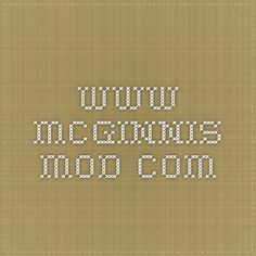 www.mcginnis-mod.com