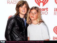 Zac and young Zac