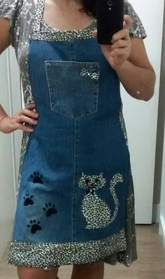 Sewing projects bags old jeans tutorials 59 ideas for 2019 -.- Sewing projects bags old jeans tutorials 59 ideas for 2019 – Sewing projects bags old jeans tutorials 59 ideas for 2019 Sewing Jeans, Diy Jeans, Sewing Aprons, Sewing Diy, Denim Aprons, Jeans Refashion, Recycle Jeans, Sewing Crafts, Artisanats Denim