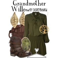 Grandmother Willow