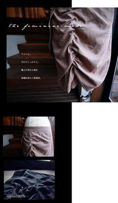 『斬新デザインで大人女子の魅力溢れる…』12月26日10時&20時~の2回発売!クールでセクシーなフェミニンデザインアジャスター付きラップスカート##【15】
