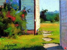 The Space Between by Susan Ogilvie Pastel ~ 6 x 8 It Works, Soft Pastels, Space, Oil Paintings, Art, Floor Space, Art Background, Kunst, Oil On Canvas