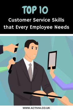 Any customer faced person performs customer service whether they are in that specific dept or not. Here are 10 skills everybody needs when dealing with customers. #customerservice