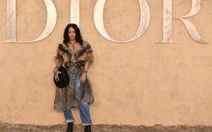 Rihanna attends the