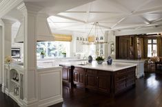 Great Kitchen from Pacific Peninsula Group Architects - Isabella Project