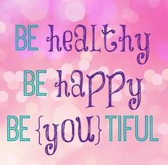 Be Healthy - Be Beautiful: Share Your Health & Beauty Secrets