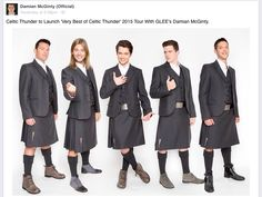 Damian's coming back to Celtic Thunder in 2015