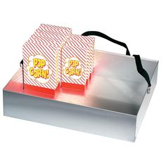 Popcorn Vendor Tray With Strap $62.99 #Party #Parties #Supplies #PartySupplies