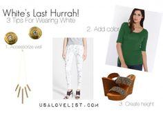 #AmericanMade #Fashion From @SecondBase via @usalovelist