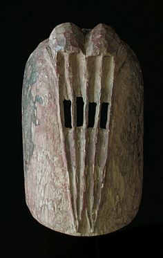 African Mask -  Dogon Funeral Mask from Mali, Africa