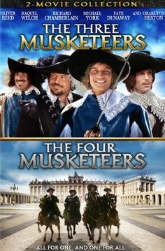 The Three Musketeers (1973) / The Four Musketeers (1974)