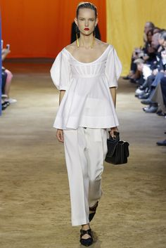 Again- that top! Céline, Look #28