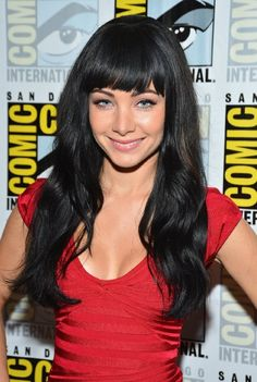 Ksenia Solo. Love this chick.