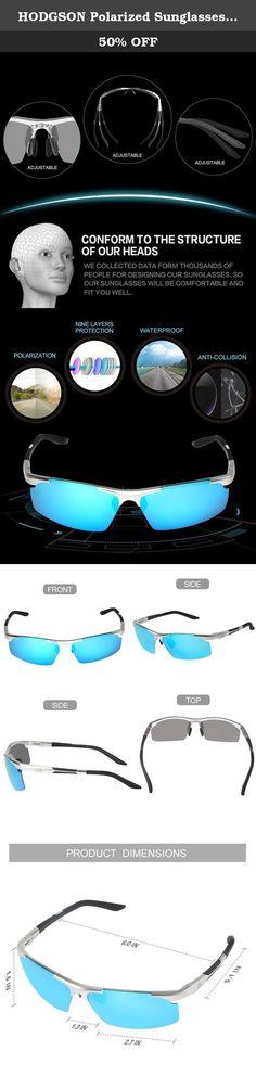 9149c1b24d2 HODGSON Polarized Sunglasses for Men or Women