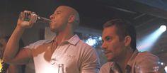 Favoriete biertje van Vin Diesel is natuurlijk Corona Extra