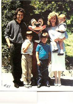 The Donny Osmond Family