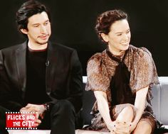 Adam driver and Daisy ridley ❤ Reylo Fanart, Star Wars Cast, Kylo Ren Adam Driver, Daisy Ridley, Amazon Prime Video, Star Wars Humor, Long Time Ago, Cannes, Pretty Girls